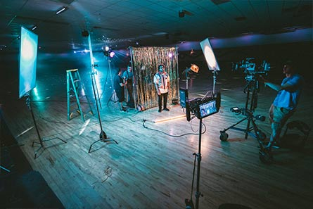 Came TV Studio Lighting Solutions